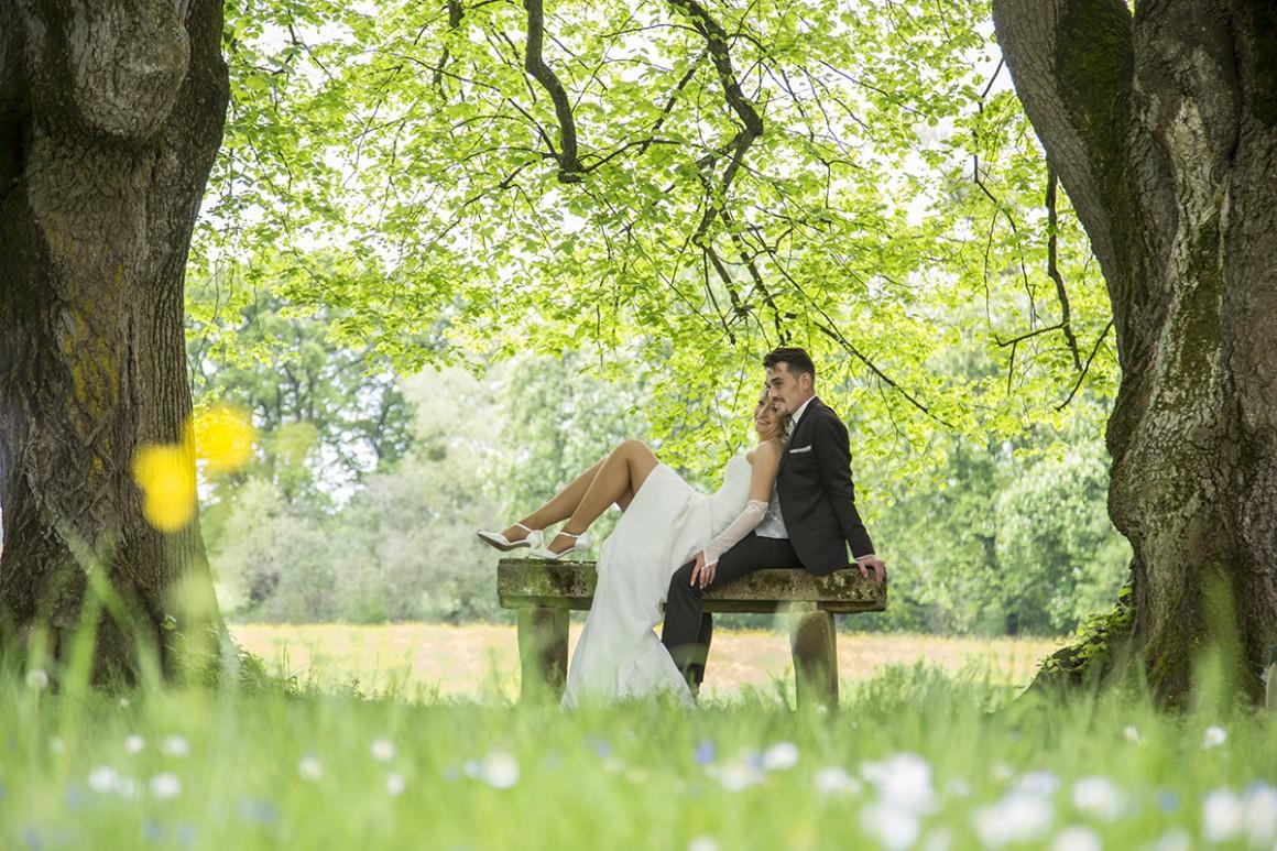 photographe de couple mariage simple et naturel original nature live style Bourges